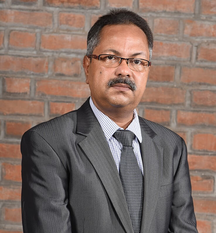 Photograph of Sourav Choudhury of The Digital Business School